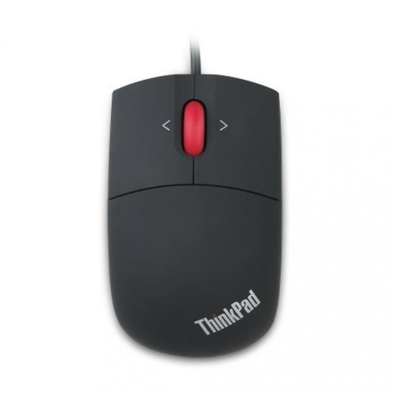 Мышь Lenovo ThinkPad Laser Black (57Y4635) USB лазерная
