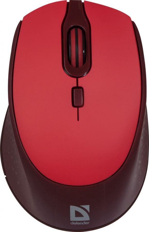 Мышь Defender Genesis MB-795 (52797) Red USB