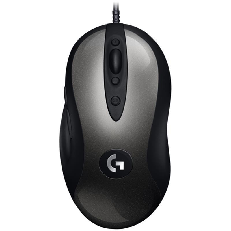 Мышь Logitech MX518 (910-005544) Black USB