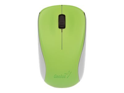 Мышь беспроводная Genius NX-7000 (31030012404) зеленая USB BlueEye