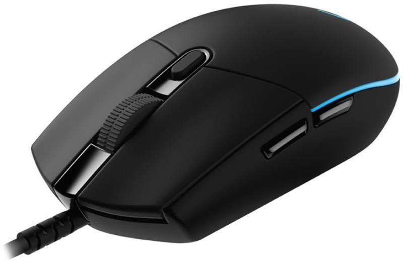 Мышь Logitech Pro Hero (910-005440) Black USB
