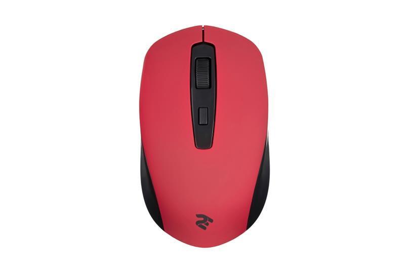 Мышь беспроводная 2E MF211 WL Red (2E-MF211WR) USB