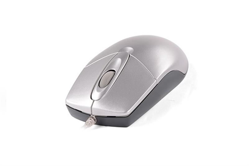 Мышь A4Tech OP-720 Grey USB