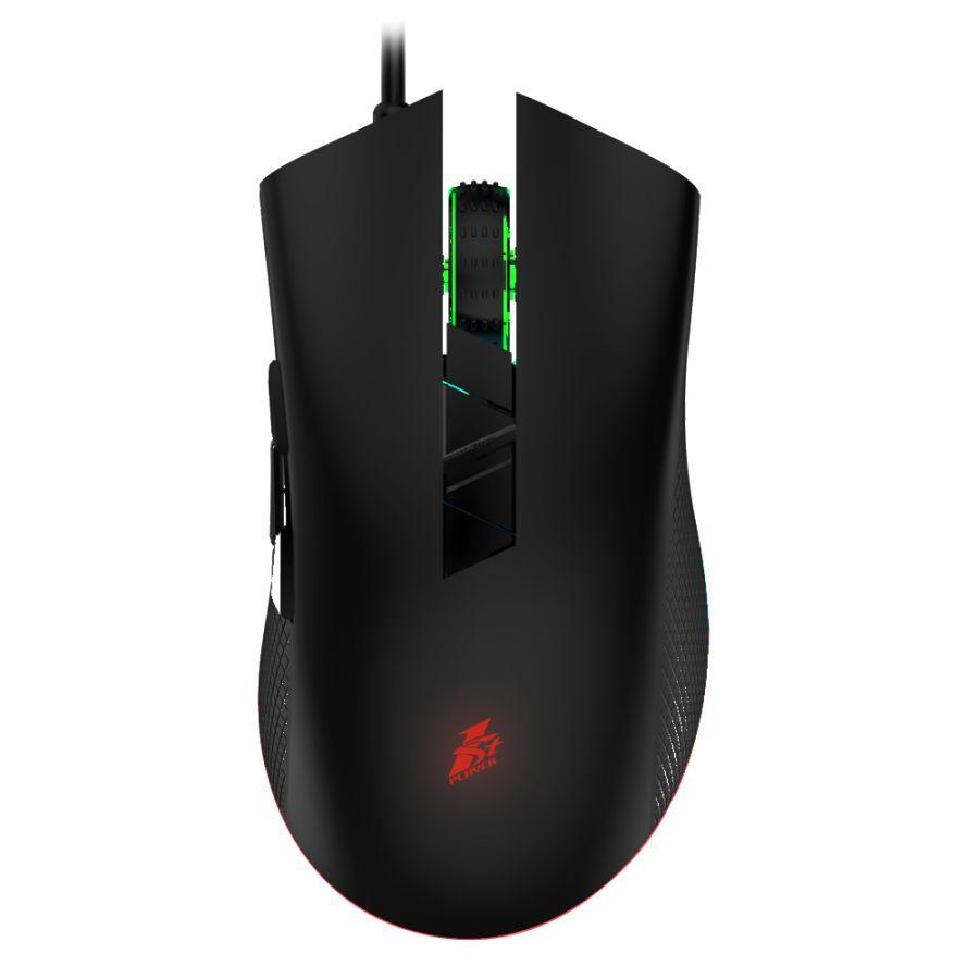 Мышь 1stPlayer FD300 Pro RGB Black USB