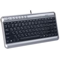 Клавиатура A4Tech KL-5 Silver/Black USB