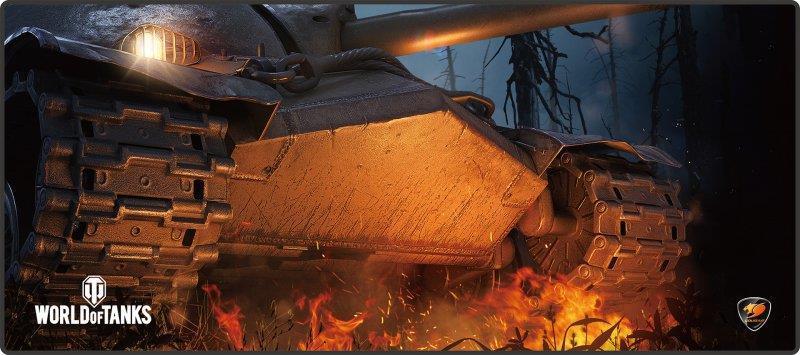 Игровая поверхность Cougar Arena Tank World of Tanks