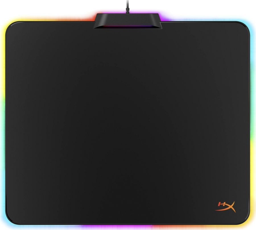 Игровая поверхность Kingston HyperX Fury Ultra Mouse Pad RGB Black (HX-MPFU-M)