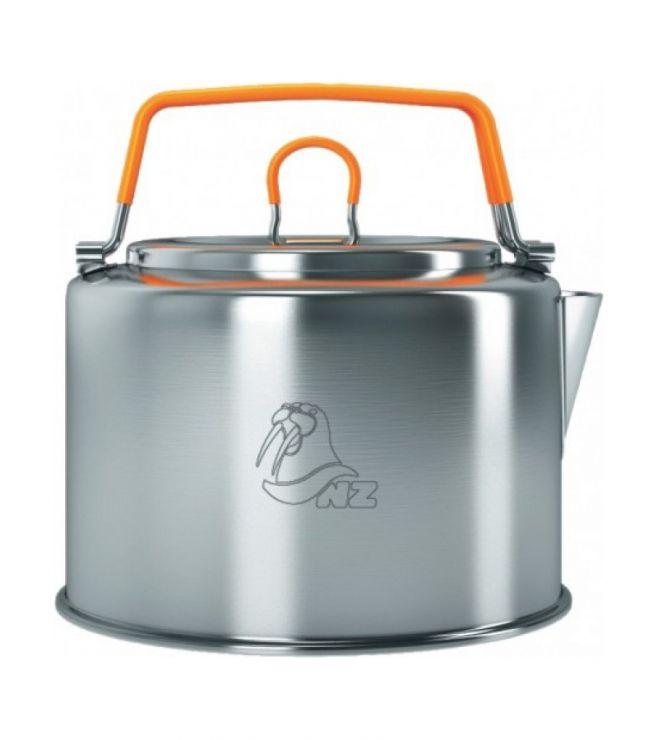 Чайник N.Z. нерж. 1,2 л. SK-150