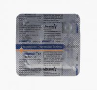 Вермакт ивермектин 12мг Mankind Pharma Vermact Ivermectin 12mg 1 Tablets