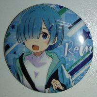 Значок (Средний 37 мм) Re Zero kara Hajimeru Isekai Seikatsu