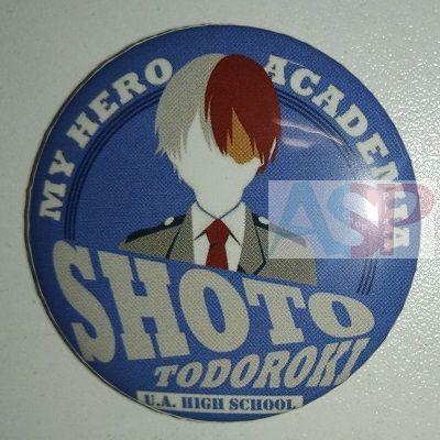 Значок (Средний 37 мм) My Hero Academia
