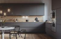 Кухня Fenix NTM 0724 Grigio Bromo