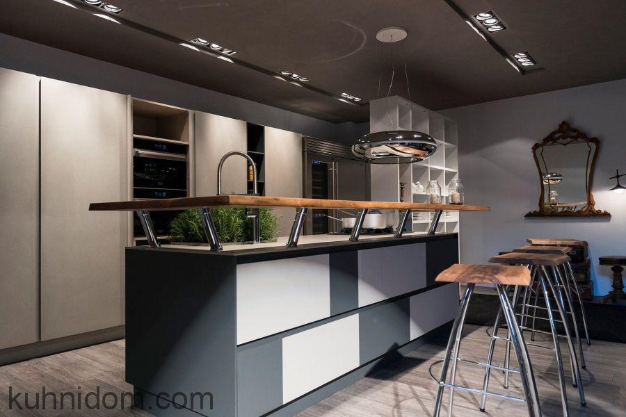 Кухня Fenix NTM 0750 Verde Comodoro