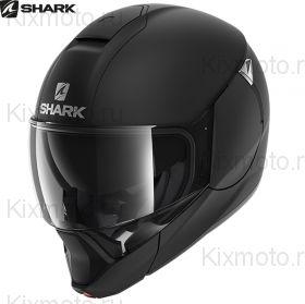 Шлем Shark Evojet, Чёрный матовый