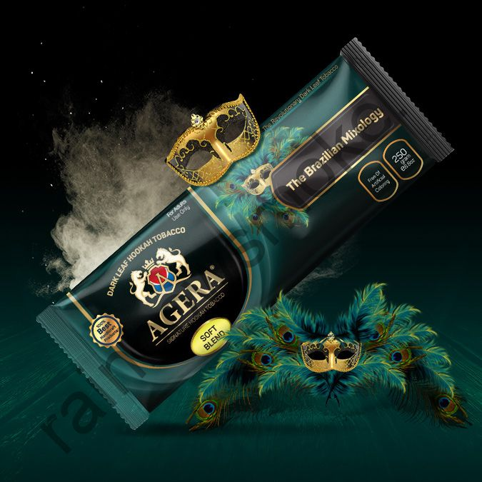 Agera Soft 250 гр - The Brazilian Mixology (Бразильская Миксология)