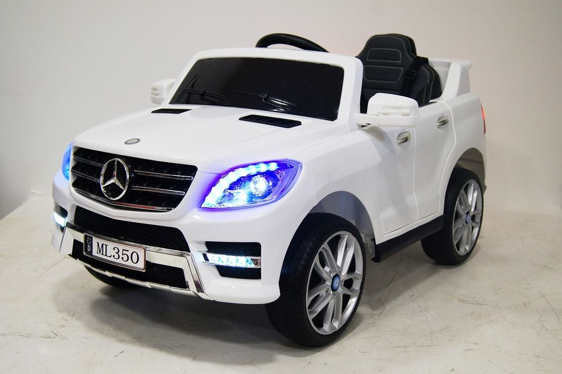 RiverToys Автомобиль MERCEDES-BENZ ML350 (ЛИЦЕНЗИЯ)