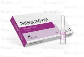 PHARMA DRO P 100 АМПУЛЫ