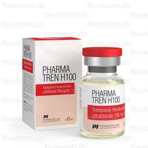 Тренболон гексагидробензилкарбонат 100 мг/мл