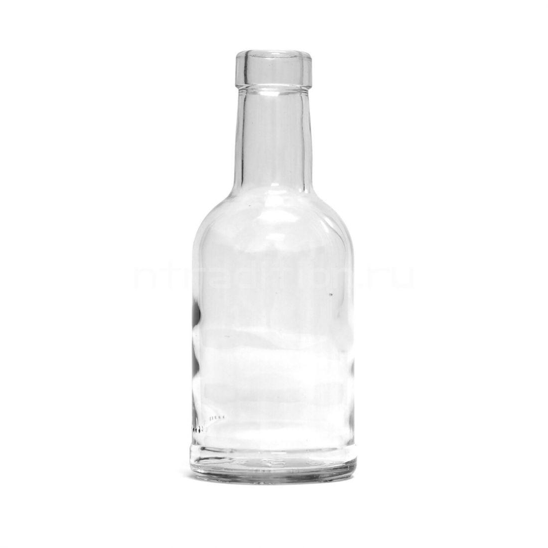 Бутылка Домашний самогон (чекушка), 0,2 л / 20 шт (под пробку Камю)