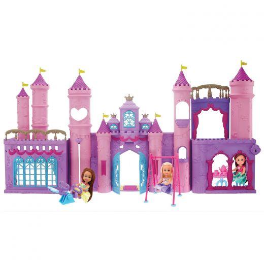 Королевский дом Kids для кукол Барби-мини