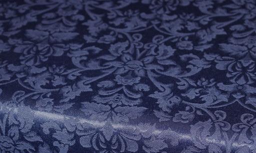 Журавинка ткацкий рис.1472 цвет 251003(темно-синий) ширина 155см