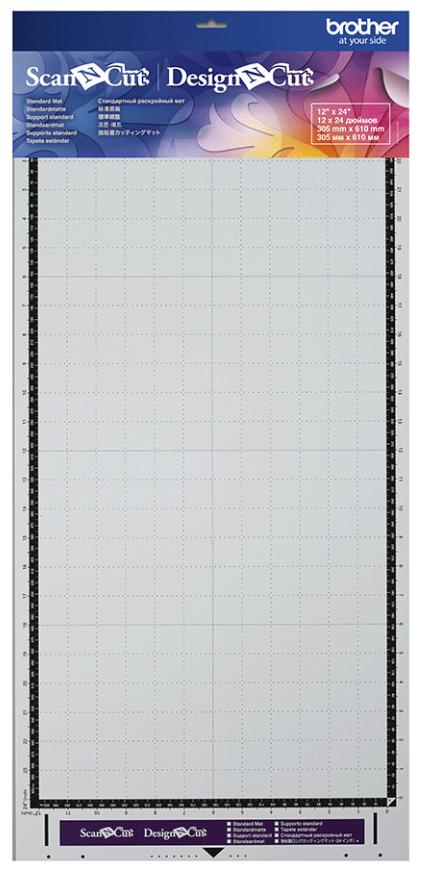 Стандартный мат 305 x 610 мм