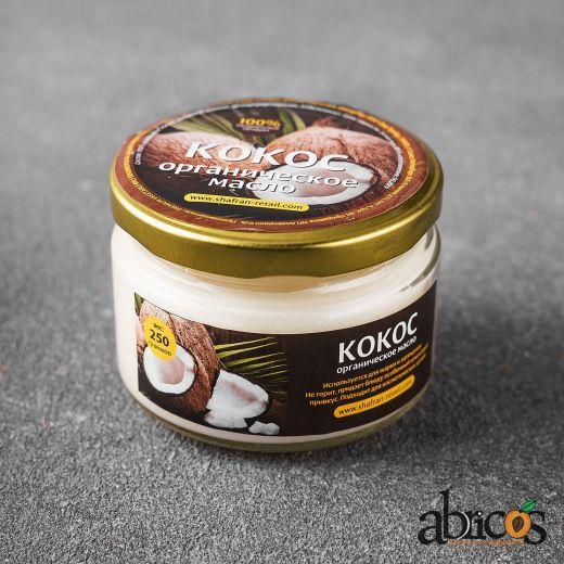 Масло кокосовое 200 мл (стекло)