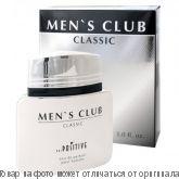 MEN`S CLUB CLASSIC.Туалетная вода 90мл (муж)_Pk, шт