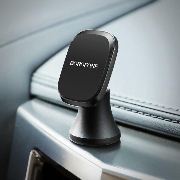 Автомобильный магнитный держатель Borofone BH22