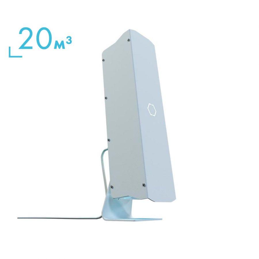 Ультрафиолетовый рециркулятор Солнечный Бриз-1 Белый
