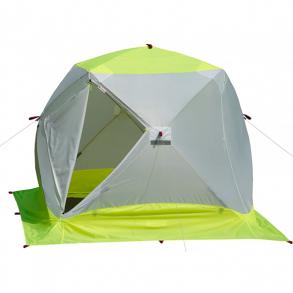 Зимняя палатка Лотос куб 3 Эко классик/компакт