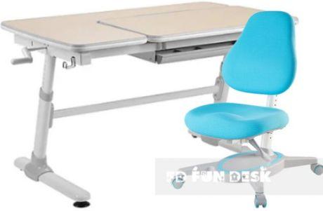 Парта «FunDesk» Invito + кресло Primavera I