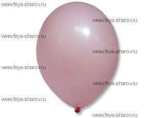"Шар 14""(34см) Belbal Pink 004"