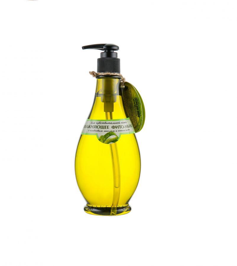 Фито мыло c оливковым маслом
