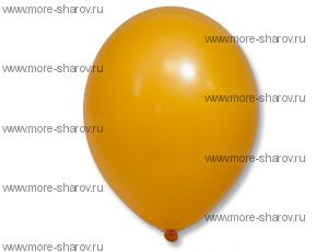 "Шар 14""(34см) Belbal Orange 007"