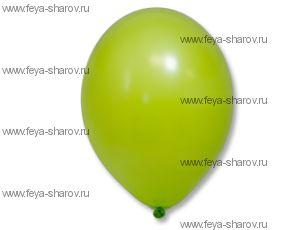 "Шар 14""(34см) Belbal Apple Green 008"
