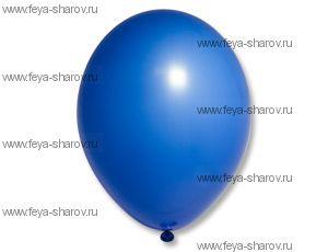 "Шар 14""(34см) Belbal Mid Blue 012"