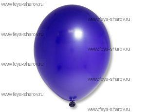"Шар 14""(34см) Belbal Night Blue 105"