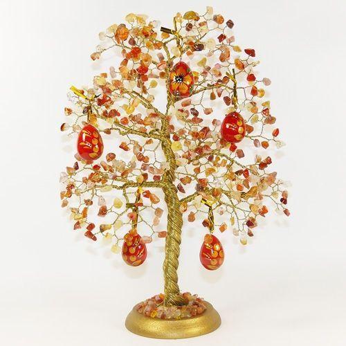 Пасхальное дерево - сердолик