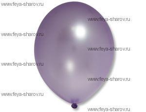 """Шар 14""""(32см) Belbal Lavender 076 Металлик"""
