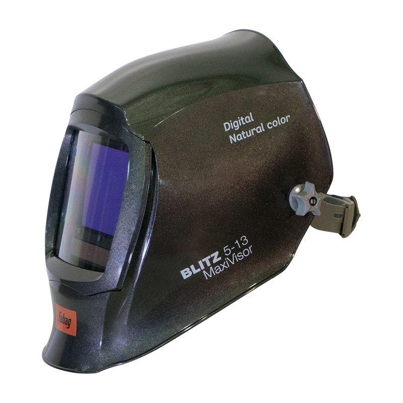 FUBAG Маска сварщика BLITZ 5-13 MaxiVisor Digital Natural Color