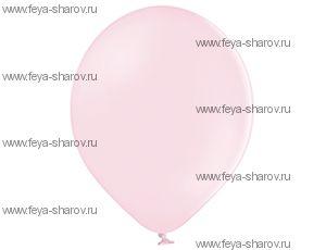 """Шар 14""""(34см) Belbal Soft Pink 454"""