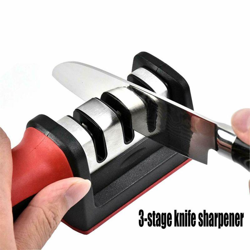 Точилка для ножей 3 Stage Knife Sharpener