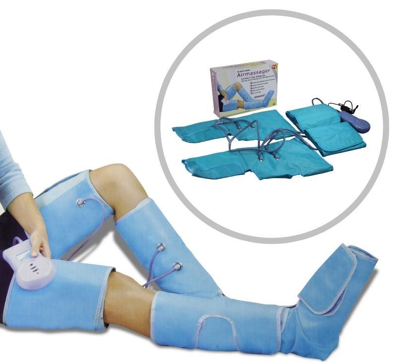 Пневмомассажер для прессотерапии ног