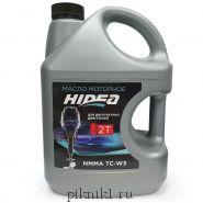 Масло HIDEA 2T NMMA TC-W3 полусинтетика