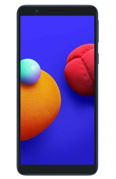 Смартфон SAMSUNG GALAXY A01 Core 16Gb BLUE (SM-A013F)