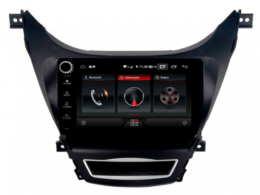 Магнитола для Hyundai Elantra (2011-2013) 09HGR