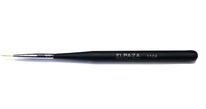 Кисть ELPAZA 110#  для дизайнов в тубе