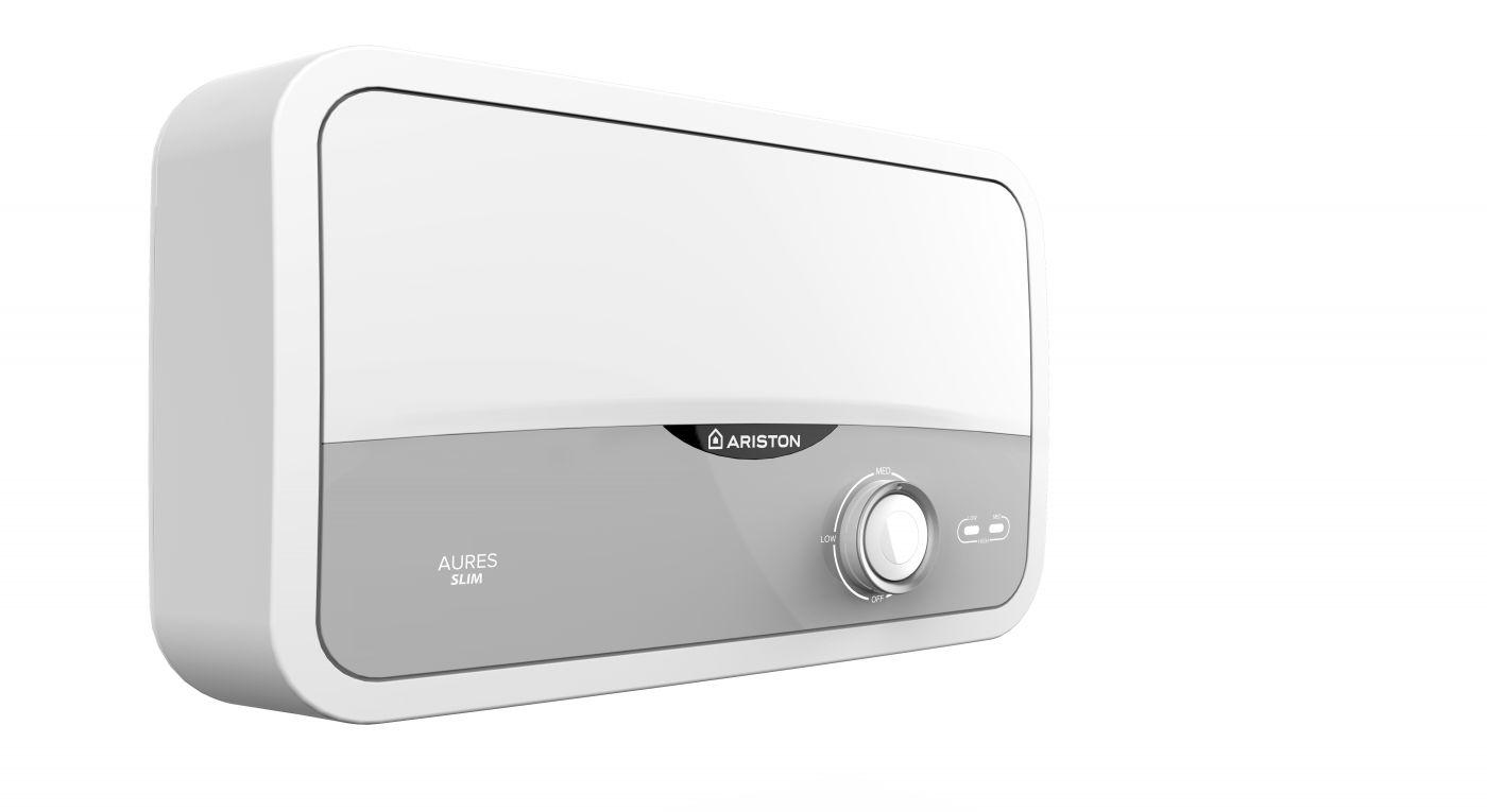 Проточный электрический водонагреватель Ariston Aures S 3.5 SH PL (3520016)