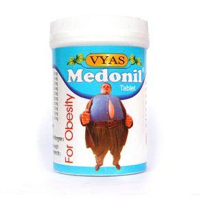 Медонил (Medonil) таблетки от ожирение 100 таб. VYAS